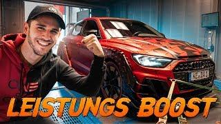 Audi A1 1of1 | Wie viel LEISTUNG hat er? | Daniel Abt