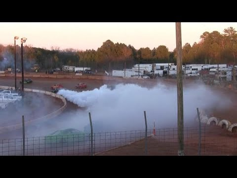 FWD Main @ Cherokee Speedway March 3rd 2018