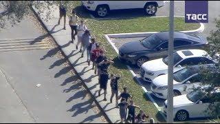 Что известно о стрельбе в школе во Флориде