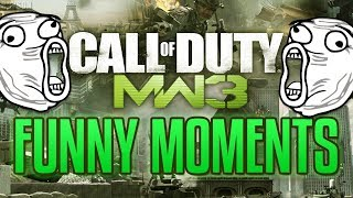 MW3 Infected Funny Moments with Keyless