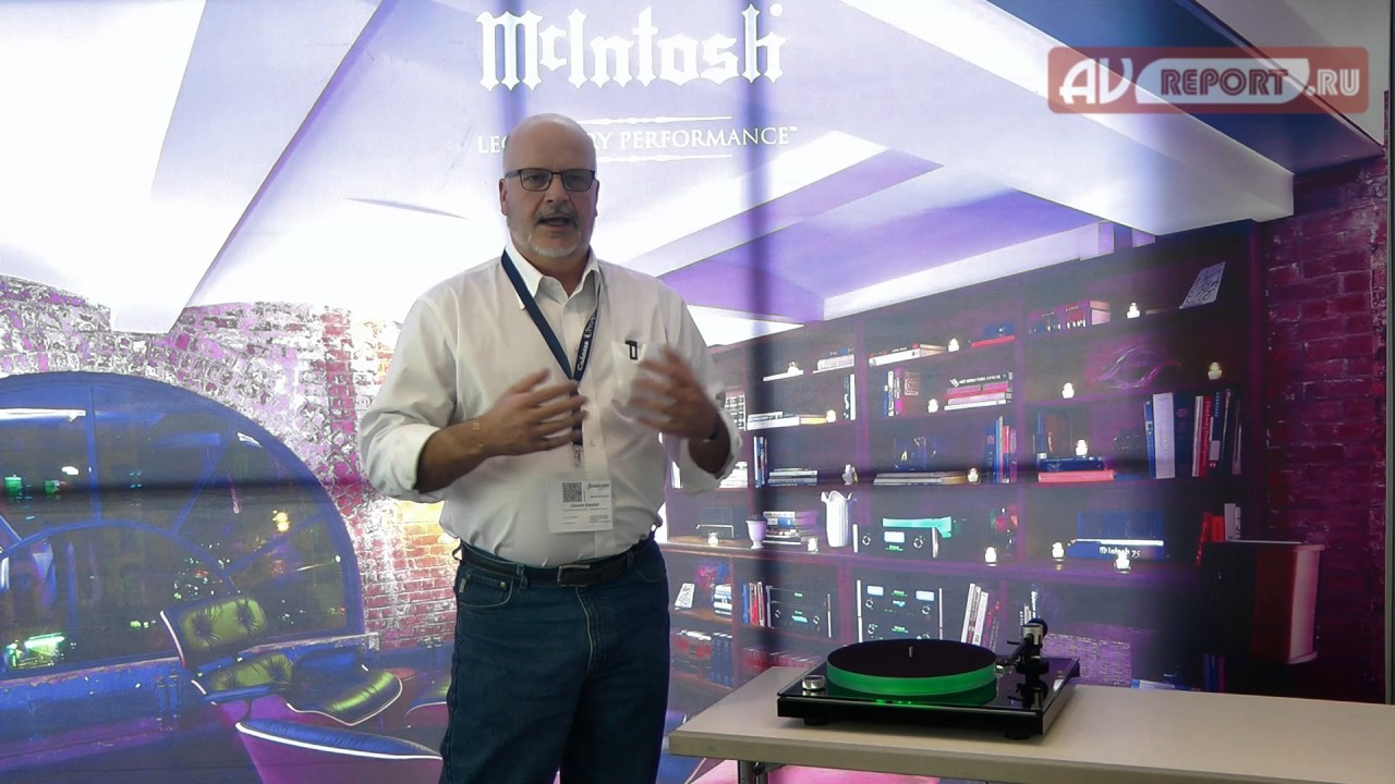 Anyone else see the new McIntosh TT? $2500 | Steve Hoffman Music Forums