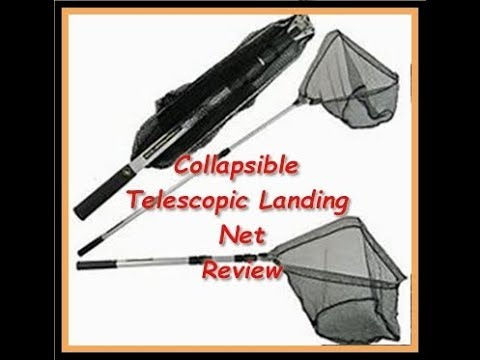 Collapsible Telescopic Landing Net Review