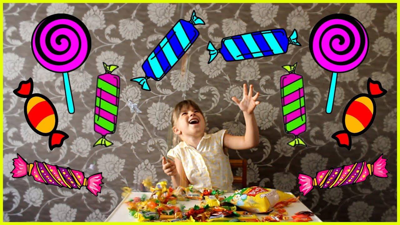 Много подарков / С днем рождения Анна Кри / обзор игрушек - YouTube
