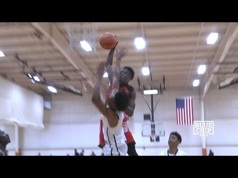 """6'0 Sylvain """"Frenchie"""" Francisco Absolutely Baptizes The Defender!! Dunk Of The Summer!!"""