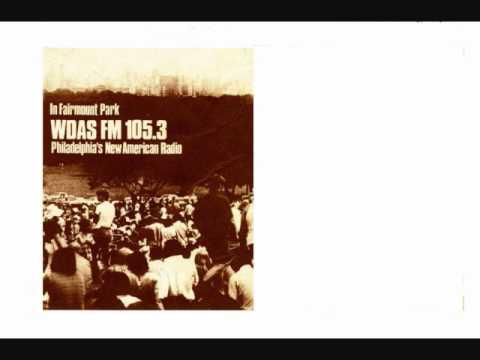 WDAS FM Philadelphia Pa  1970  New American Radio .wmv