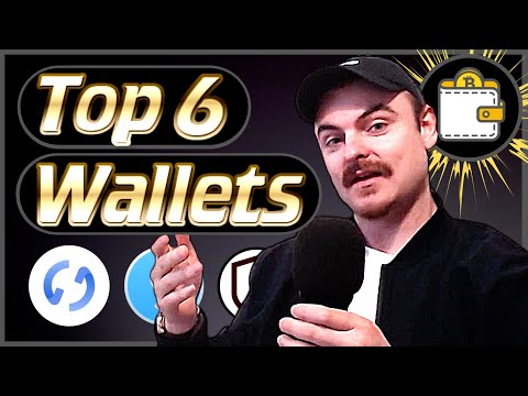 Best Cryptocurrency Wallets 2020 - For Security, Features \u0026 Easy For Beginners!
