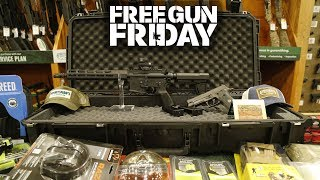 October Free Gun Friday | Win A Sportsman's Warehouse Package Valued at Over $4,900 | Episode 1