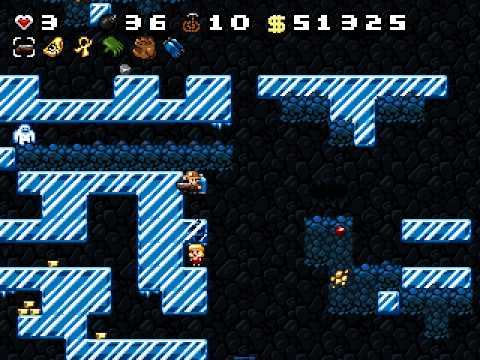 Spelunky Classic: City of Gold