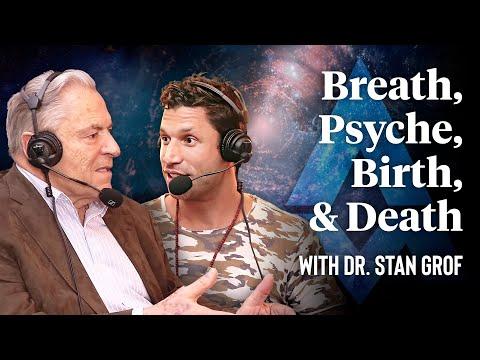 AMP #119 - Dr. Stan Grof On Birth, Life, Breath, And Death | Aubrey Marcus Podcast
