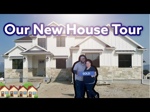 WE BOUGHT A HOUSE || BRAND NEW EMPTY HOUSE TOUR 2021 || THE 5TH WILLS