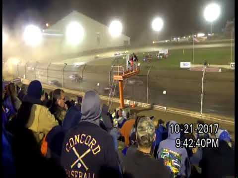 10-21-17 KOKOMO SPEEDWAY, IN  KOKOMO KLASH 11,  MODIFIED - B FEATURE 1