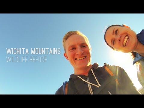 Wichita Mountains, Oklahoma - January 2015 GoPro