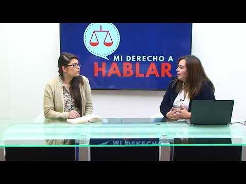 MI DERECHO A HABLAR  INVITADA - MARIA CRISTINA MARTINEZ