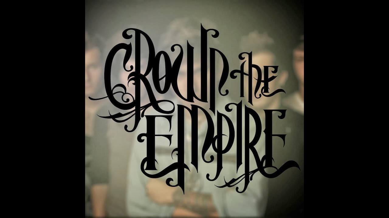 Crown The Empire The Fallout Album Art Wake Me Up - Crown The...