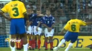 لعبة في الجول – روبرتو كارلوس يكشف لـ في الجول: عن أجمل هدفين سجلتهما في حياتي