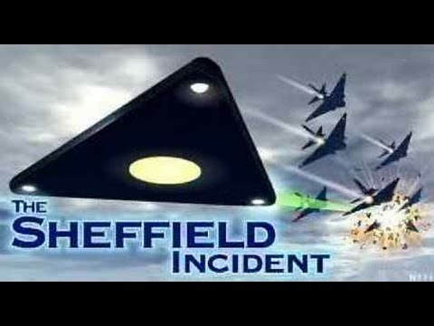 RICHPLANET TV - The Sheffield UFO Incident - 17/03/2015 Show