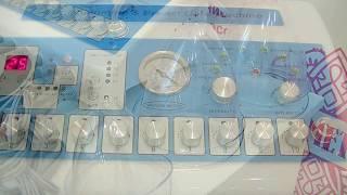 Видеообзор аппарата WL-VS1000A: миостимуляция и вакуумный массаж
