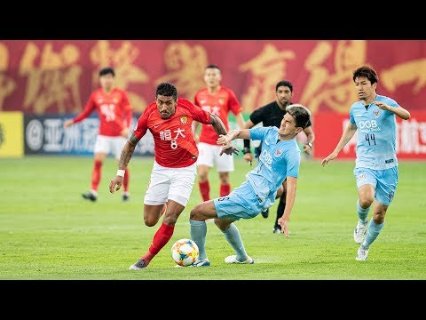 GUANGZHOU EVERGRANDE FC CHN 1- 0 DAEGU FC KOR- AFC Champions League: Group Stage