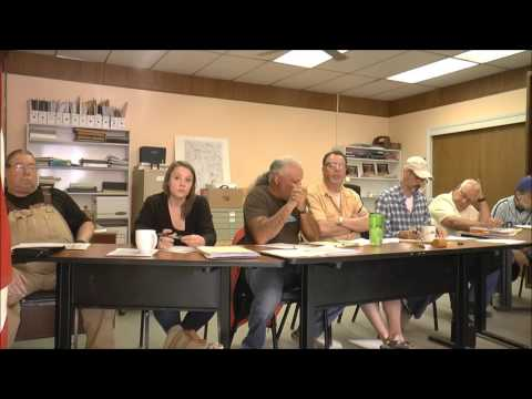 Philipsburg MT Town Council Meeting 05-23-17