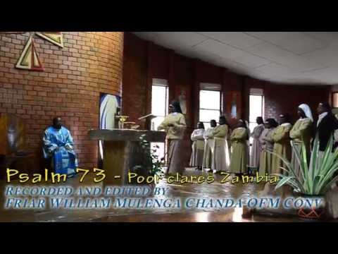 Psalm 73 - Poor Clares Zambia
