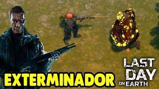 O EXTERMINADOR - Last Day On Earth