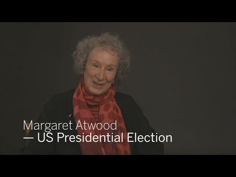 Margaret Atwood on the US Presidential Election | TIFF 2016