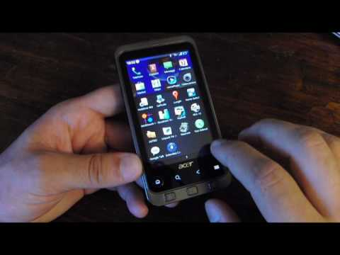 Acer STREAM S110 Android, Recensione completa Stream