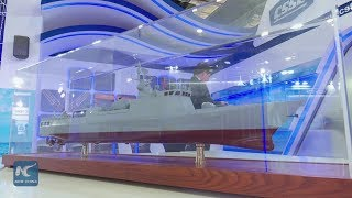 China's advanced military products at Egypt's 1st defense expo