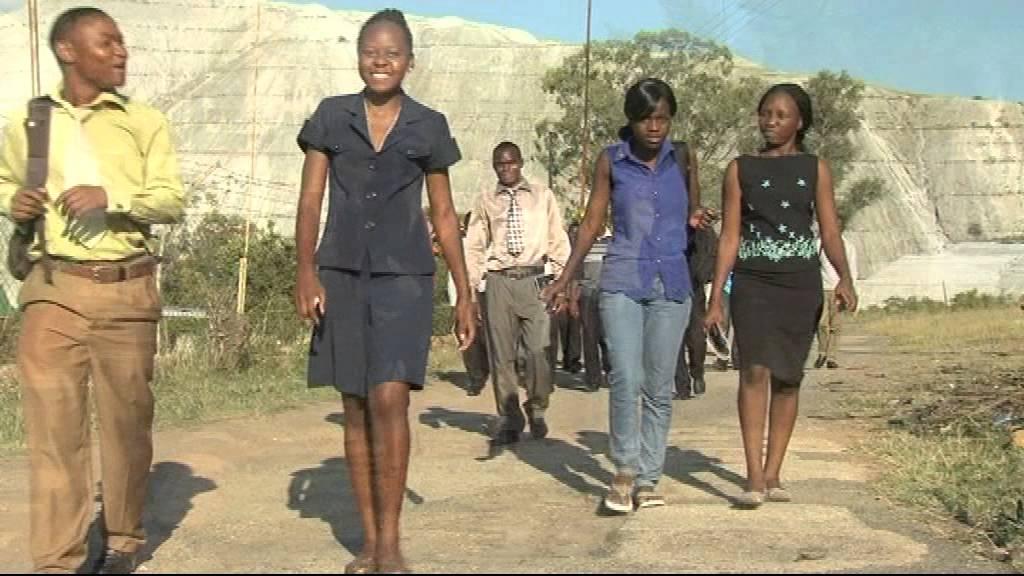 Great Zimbabwe University City Campus Library and Mashava Campus