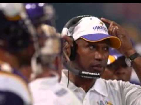 Minnesota Vikings name Leslie Frazier head coach