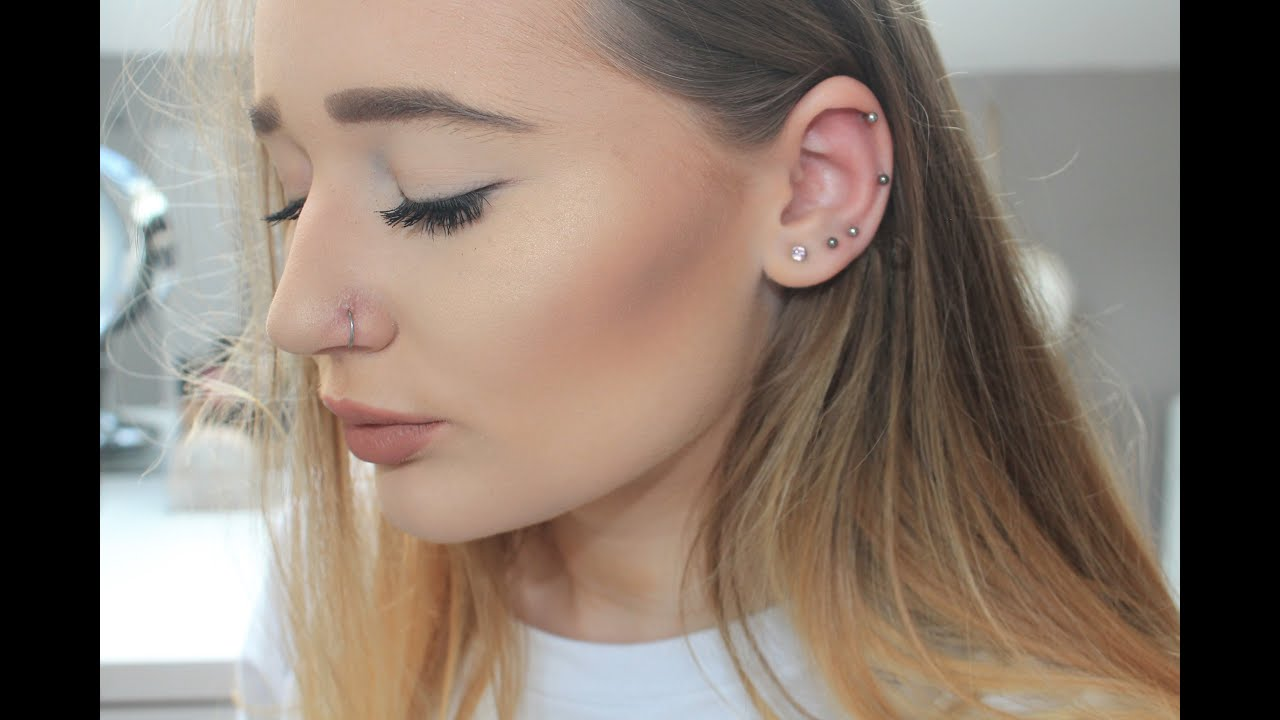 All about my piercings - YouTube Ear Piercing Tumblr