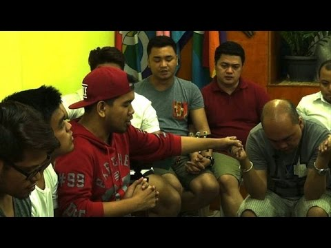 Filipino Gays Find Sanctuary In Small Church
