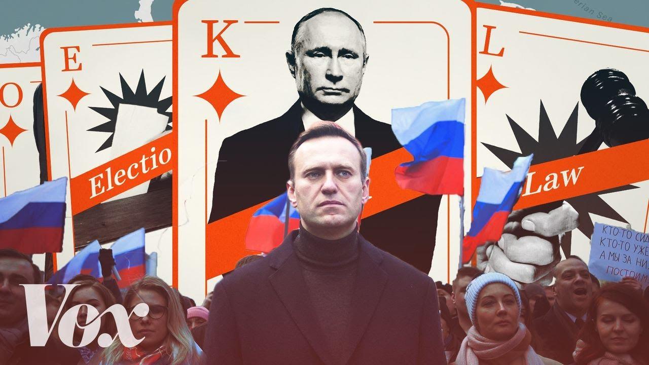 Why Putin Wants Alexei Navalny Dead