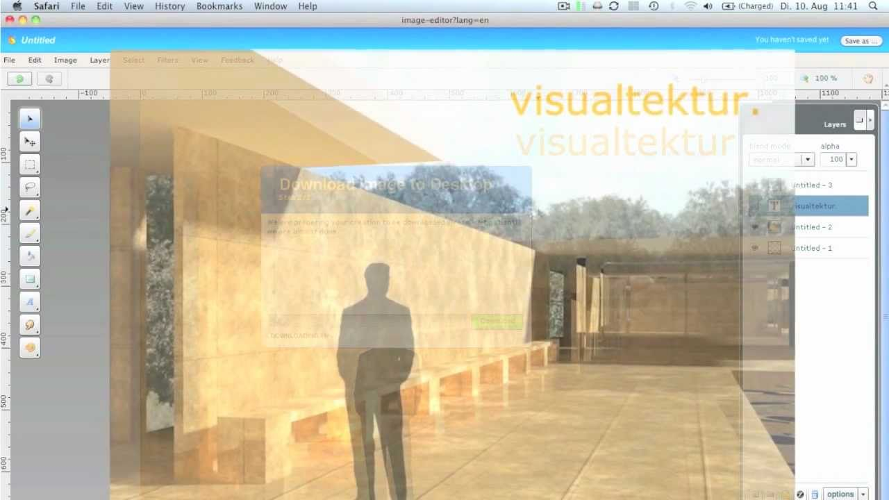 Marvelous 3D Visualisierungen Mit Kostenloser Software   YouTube