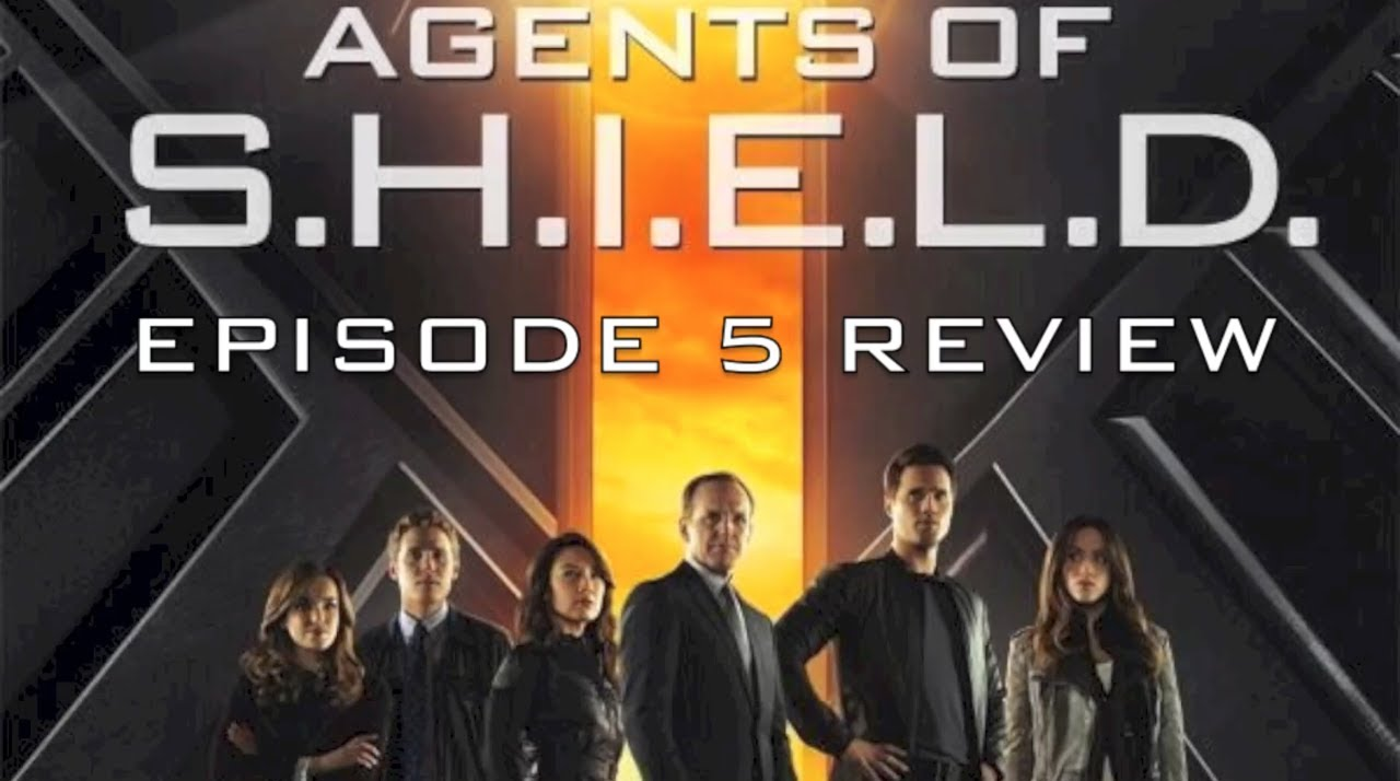 Download MARVEL'S AGENTS OF S.H.I.E.L.D. Episode 5 Review (Girl in the Flower Dress)