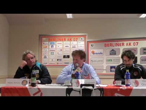 Pressekonferenz BAK07 versus LOK Leipzig 16.3.2014