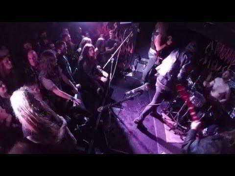 Perversifier @ mondo bizarro - rennes, france (roazhon underground show) full live [multi-cam] 2015