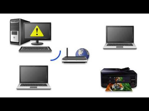 Epson Printers | How To Solve Wireless Printing Problems