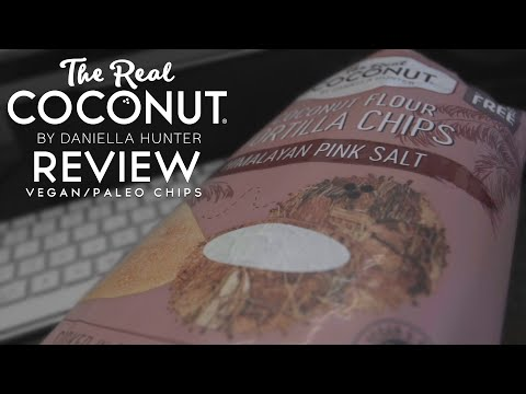 the-real-coconut:-coconut-flour-tortilla-chips-review