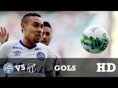 Bahia 3 x 1 Ceará - GOLS - Campeonato Brasileiro Série B 2016 HD (29/10/2016)