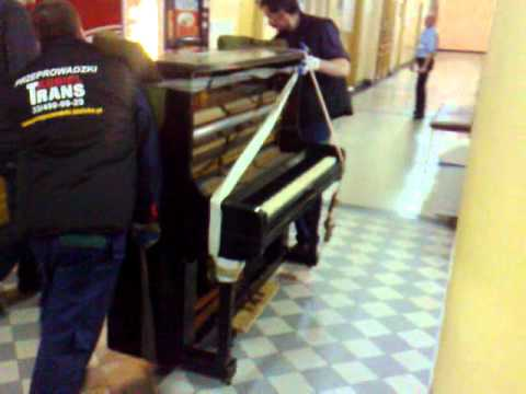 pianina transport bielsko