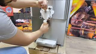 Digital Twin of an Ice Cream Machine