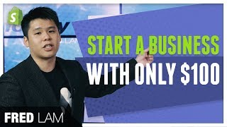 How To Start An Online Business Under $100