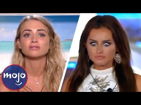 Top 10 WTF Love Island Moments