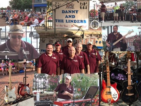 Danny and The Linders 'Live'
