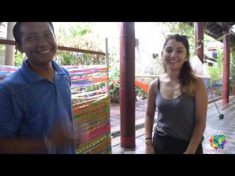 Deaf Cafe in Nicaragua: Café de las Sonrisas