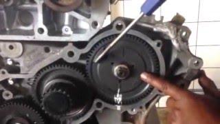 Sincronismo motor renault master 2.5