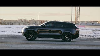 Топовый Range Rover Velar 2019