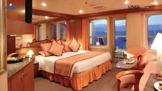 Costa Pacifica - Tour overview and all information