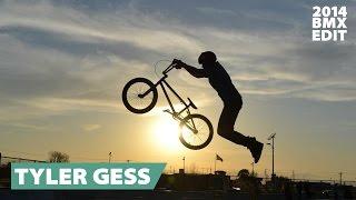 Tyler Gess Bmx Edit 2014